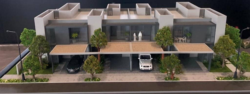 2 Own your villa in the most prestigious smart compound of Sharjah