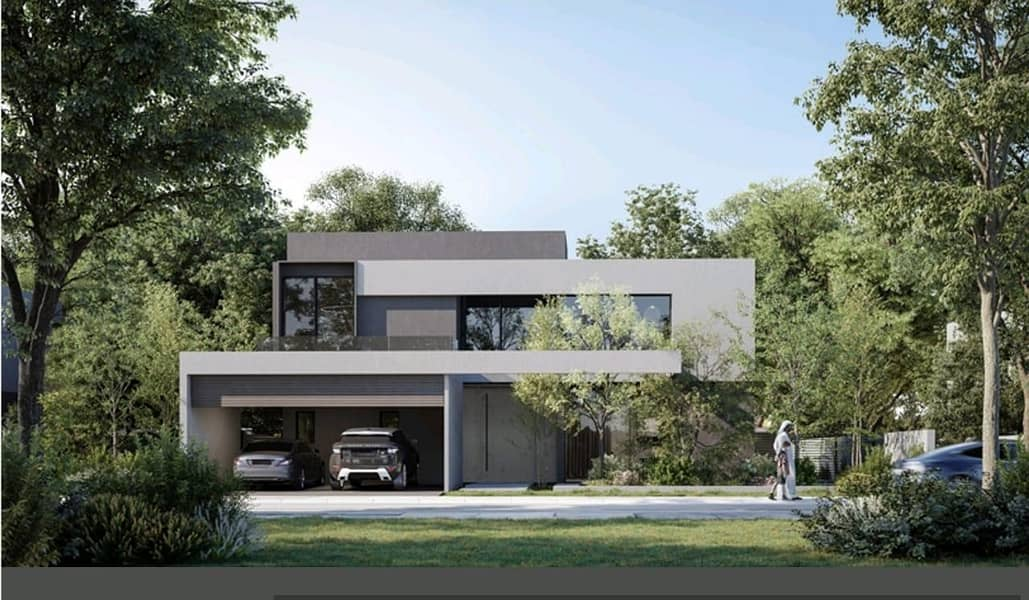 Own your villa in the most prestigious smart compound of Sharjah