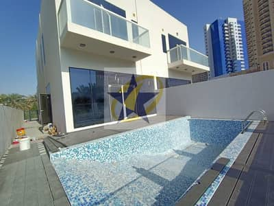 3 Bedroom Villa for Sale in Jumeirah Village Circle (JVC), Dubai - Fully Upgraded  3 Bed room With Private  Pool