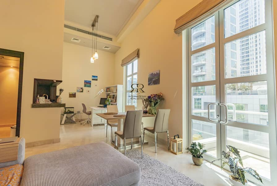 Large Terrace   Duplex Apartment   Well Maintained