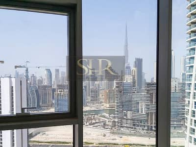 2 Bedroom Flat for Rent in Business Bay, Dubai - Luxurious 2Bed Apt in SLS | Full Burj Khalifa View