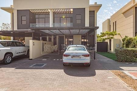 تاون هاوس 3 غرف نوم للبيع في داماك هيلز (أكويا من داماك)، دبي - biggest 3 bedrooms !|single row(fully upgraded)