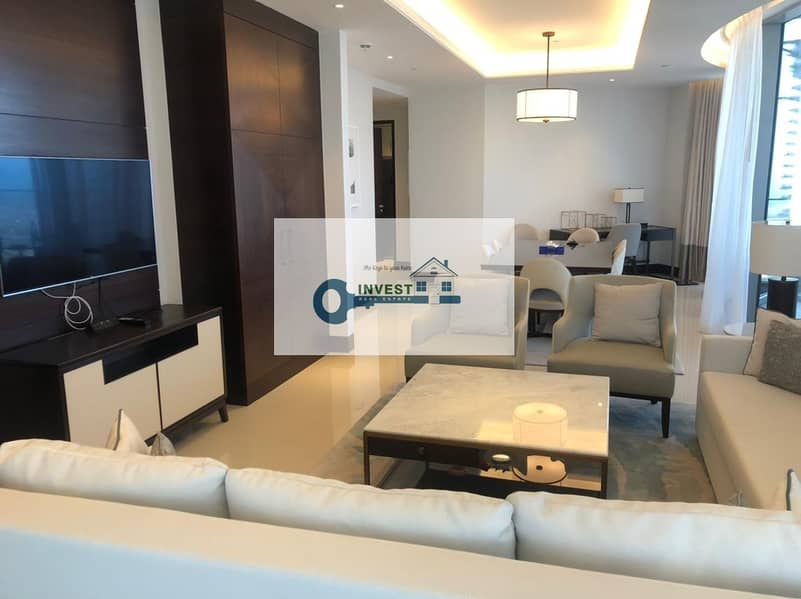2 4 Bedroom The address Sky Views with payment plan Ready to move | Call Munir