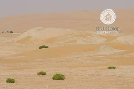 ارض تجارية  للبيع في قرية مارينا، أبوظبي - For Sale Residential Land | Direct on The Sea