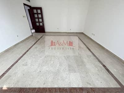 شقة 3 غرف نوم للايجار في شارع النجدة، أبوظبي - ONE MONTH FREE .:ThreeBedroom Apartment with Balcony at Najda Street for AED 55,000 Only.!!!!