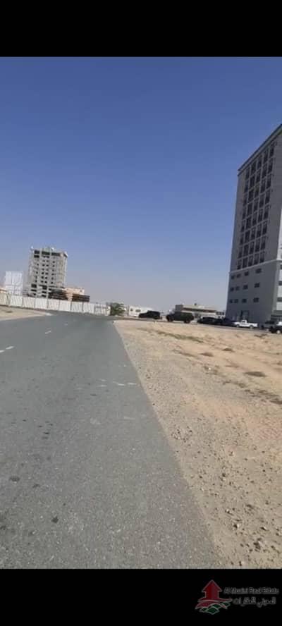 Plot for Sale in Al Jurf, Ajman - Commercial land for sale in Al Jurf