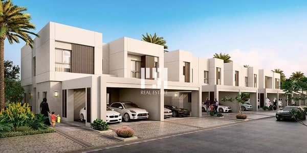 3 Bedroom Townhouse for Sale in Dubailand, Dubai - 3BR + Maid / Gated Community / Nearby Facilities