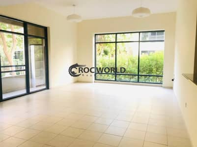 1 Bedroom Flat for Rent in The Greens, Dubai - 1BR | Corner Unit | Spacious