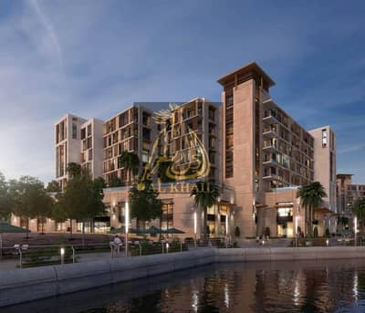 Canal Views  1BR Waterfront Apartment in Culture Village  Easy Payment Plan