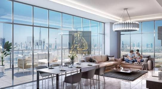 1BR Apartment for sale in Dubai Healthcare City Burj Khalifa & Zabeel View