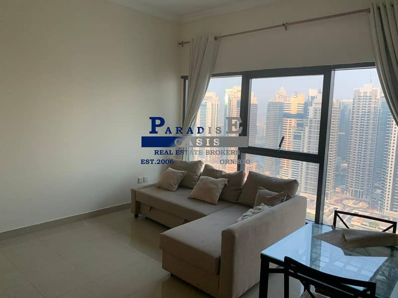 2 AC Free Furnished 1 BR For Rent In Timplace Tower