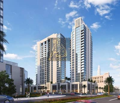 Excellent Payment Plan  Pay 60% On Handover  Available 1BR Apartment in Downtown Dubai