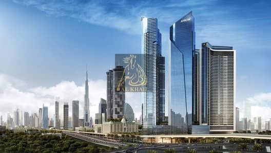 Elegant 2BR Apartment for sale in Sheikh Zayed Road  Easy Payment Plan  10% Down Payment