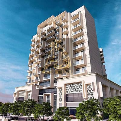 30/70 Payment Plan  1BR High-end Service Apartment in Al Furjan with Pool View