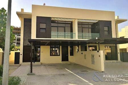 فیلا 3 غرف نوم للبيع في داماك هيلز (أكويا من داماك)، دبي - Tenanted | Single Row | 3 Bed | Brookfield