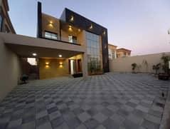 BRAND NEW VILLA FOR SALE IN AJMAN al rawda  5 BEDROOM MAJLIS HALL KITCHEN WITH CAR PARKING VERY SPECIAL LOCATION