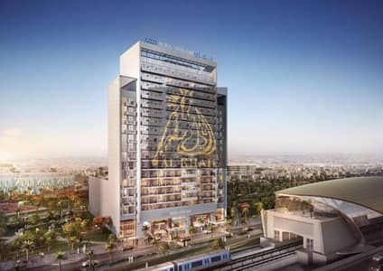 No Commission..Special payment plan.. Studio for sale in Azizi Aura