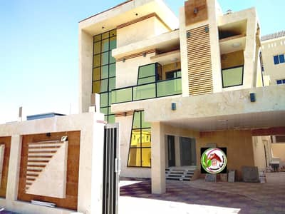 I own a villa in Al Rawda, of the most luxurious and finest, high-quality and luxurious, spacious spaces, central air conditioning