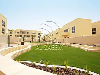 4 Bedroom Townhouse for Rent in Al Raha Gardens, Abu Dhabi - HOT and UPCOMING   Huge Private Garden