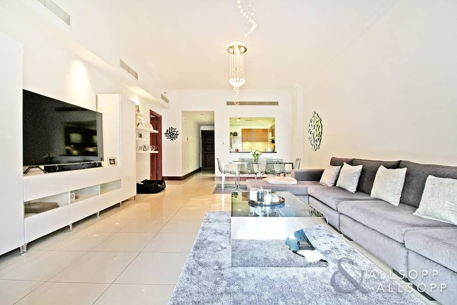 1 Bedroom | Fully Furnished | Low Floor