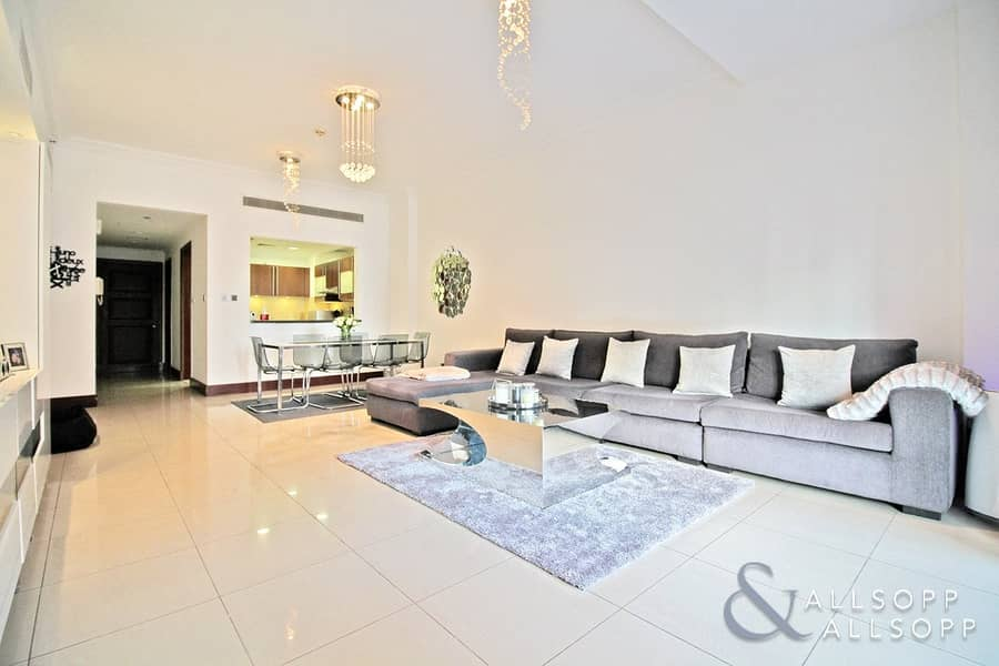 2 1 Bedroom | Fully Furnished | Low Floor