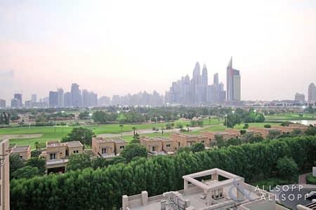 فلیٹ 2 غرفة نوم للبيع في ذا فيوز، دبي - Exclusive | 2 Beds | Full Golf Course View