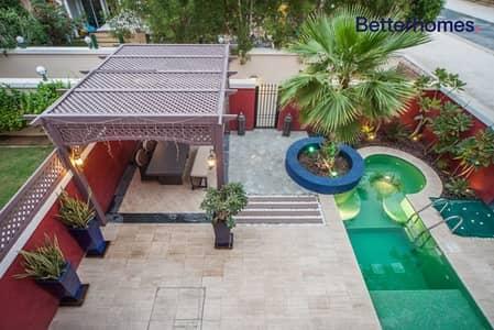 2 Bedroom Villa for Sale in Jumeirah Village Triangle (JVT), Dubai - Exclusive | Corner Townhouse | Great Location D 9