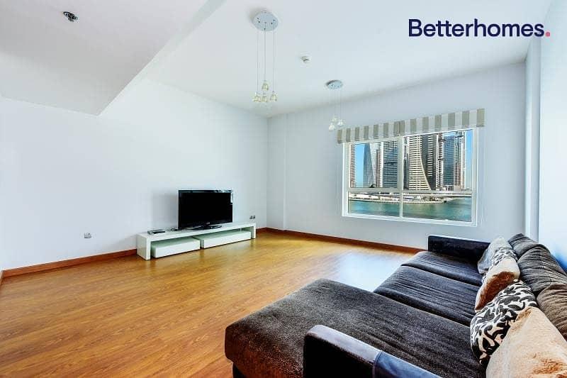Luxury | Lower Floor | Full Marina View | Parking