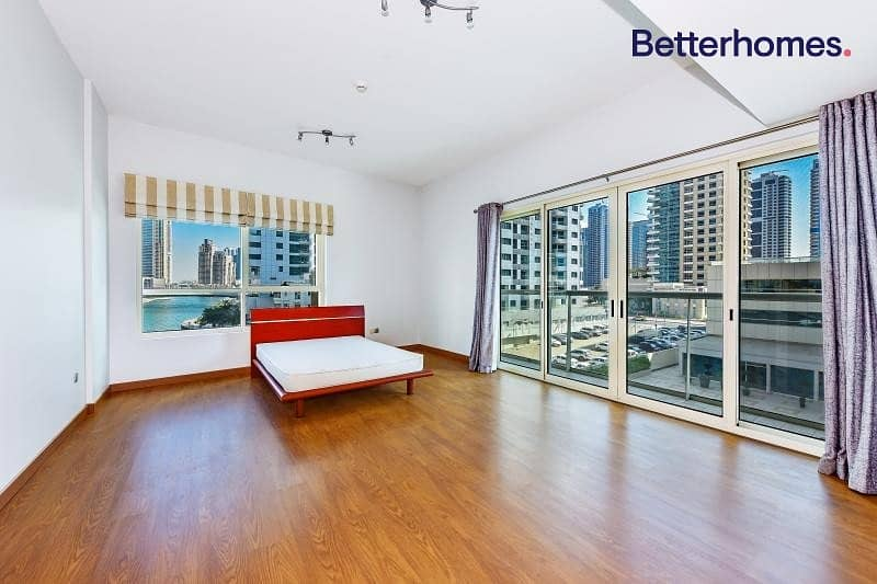2 Luxury | Lower Floor | Full Marina View | Parking