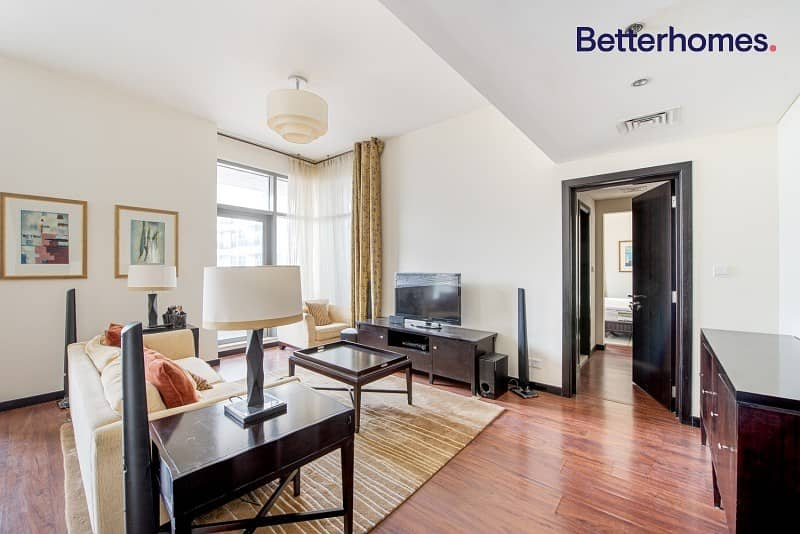 Furnished | 1 Bedroom| Close to Metro| JLT