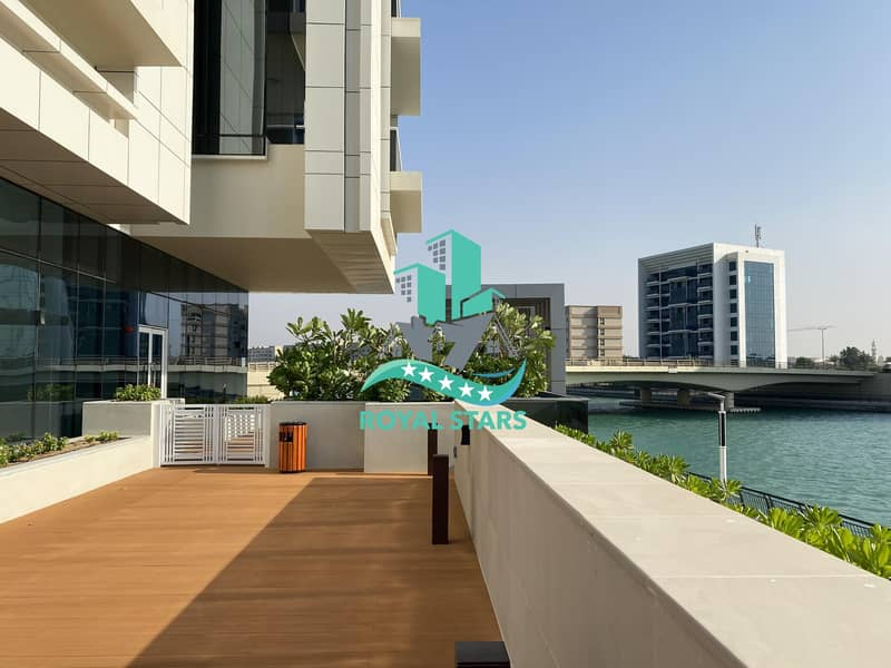 16 Amazing Lagoon View One Bedroom Apartment in the Heart of Ras Al Khaimah