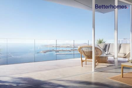 4 Bedroom Penthouse for Sale in Jumeirah Beach Residence (JBR), Dubai - Highest Floor 4BR with Amazing Full Sea View