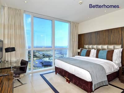 Furnished | High Floor | Jumeirah Islands View