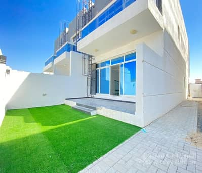 3 Bedroom Townhouse for Sale in Jumeirah Village Triangle (JVT), Dubai - Brand New|Modern Designed|3-BR Townhouse in JVT