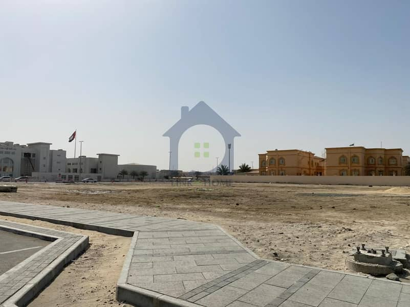 2 For Sale Investment Land In Mohamed bin zayed city
