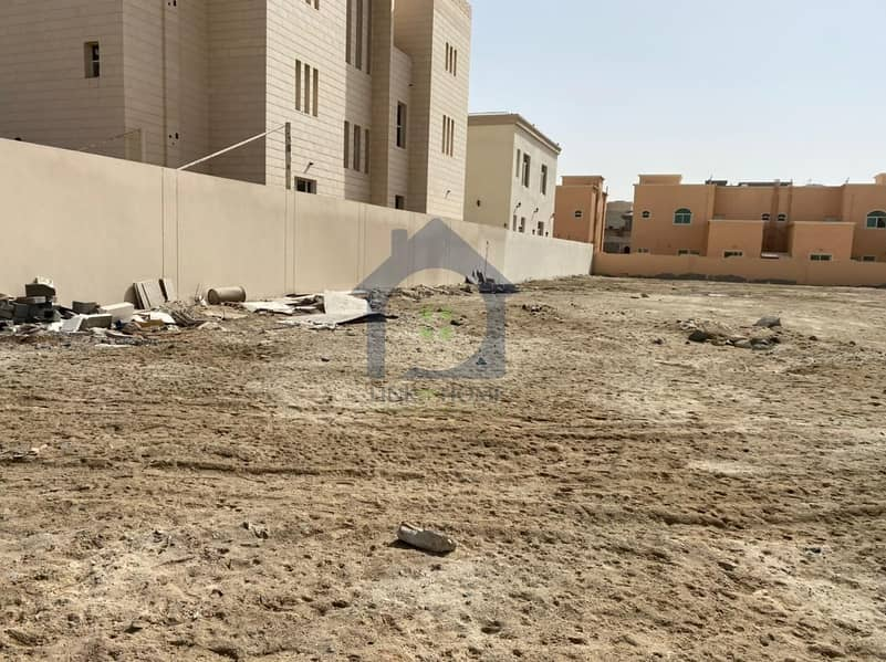 10 For Sale Investment Land In Mohamed bin zayed city