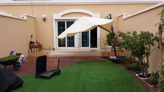 1 Bedroom Townhouse for Rent in Jumeirah Village Circle (JVC), Dubai - Corner   With Balcony   Landscaped Garden  