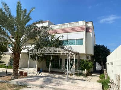 5 Bedroom Villa for Sale in Al Jazzat, Sharjah -  with a large garden