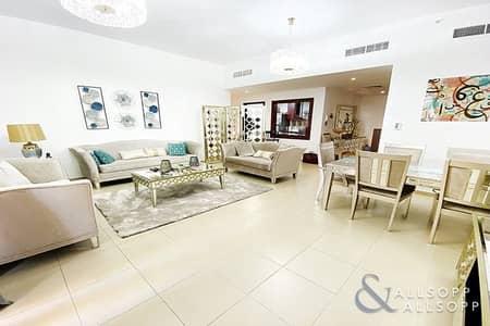 شقة 2 غرفة نوم للبيع في جميرا بيتش ريزيدنس، دبي - Bahar | Walking Distance To Beach | 2 Beds