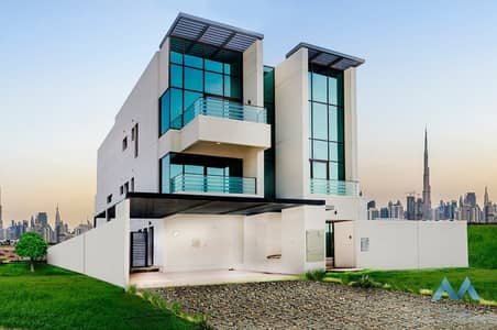 فیلا 6 غرف نوم للبيع في مدينة ميدان، دبي - VILLA FOR SALE IN GRAND VIEWS MEYDAN GATED COMMUNITY