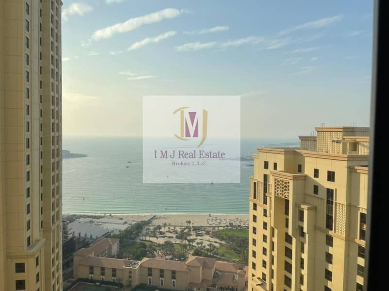 Sea View | 2BR Apartment for Sale | High Floor