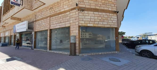 Shop for Rent in Al Rawda, Ajman - WITHOUT COMMISSION !!! Shops on main road starting from just AED 25000 per year!! 1 month free !!
