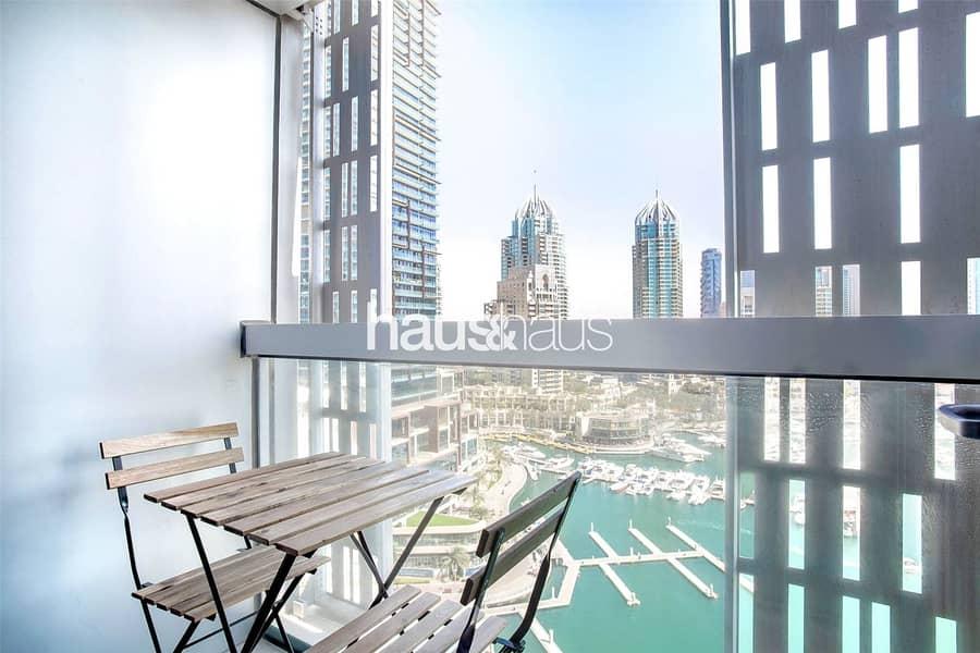 Full Marina View | Central Location