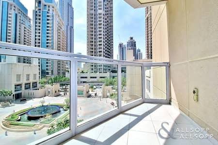 فلیٹ 1 غرفة نوم للبيع في وسط مدينة دبي، دبي - 1 Bedroom   Lake View   The Residences 3