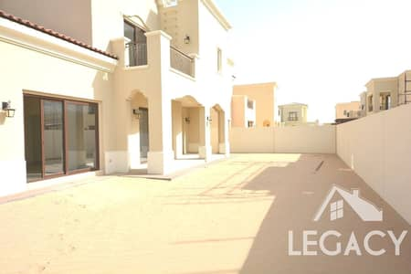 5 Bedroom Villa for Rent in Arabian Ranches 2, Dubai - Type 5 | Opposite Park And Pool | Corner Plot  | Perfect Privacy