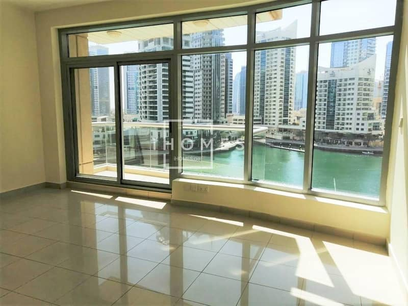 2 Stunning Full Marina View | Chiller Free 1BR for Rent