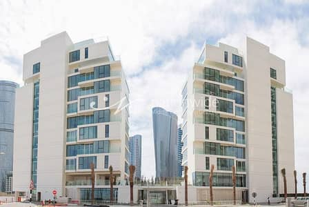 1 Bedroom Flat for Rent in Al Reem Island, Abu Dhabi - Vacant! Live In This Luxurious Unit For 4 Chqs