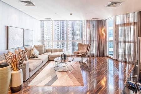 فلیٹ 3 غرف نوم للبيع في دبي مارينا، دبي - Spacious 3 BR // High Floor // Furnished