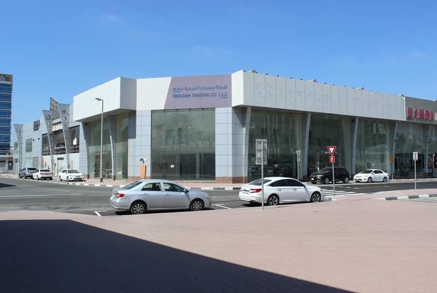 LARGE Showroom in Port Saeed Near DNATA Deira