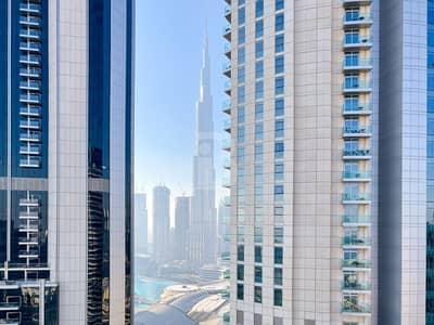 فلیٹ 1 غرفة نوم للايجار في وسط مدينة دبي، دبي - Fully Furnished 1BR| Luxury Living & View